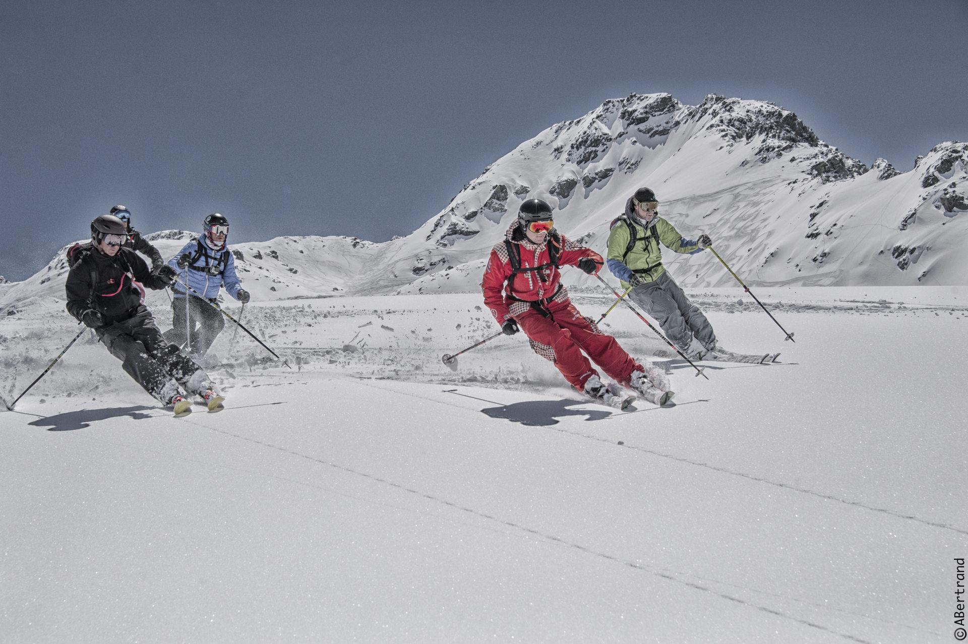 Ski, fun et bonne humeur pour les Apothéose Days