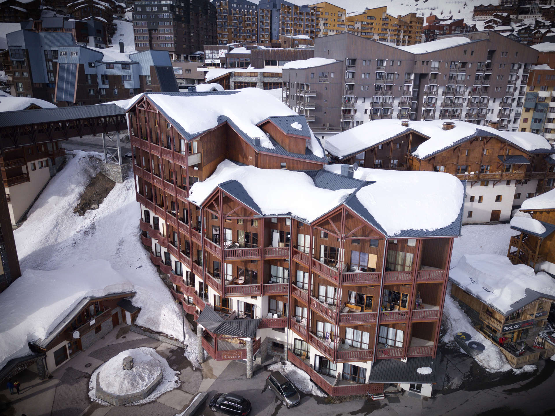 Real estate agency in Val Thorens