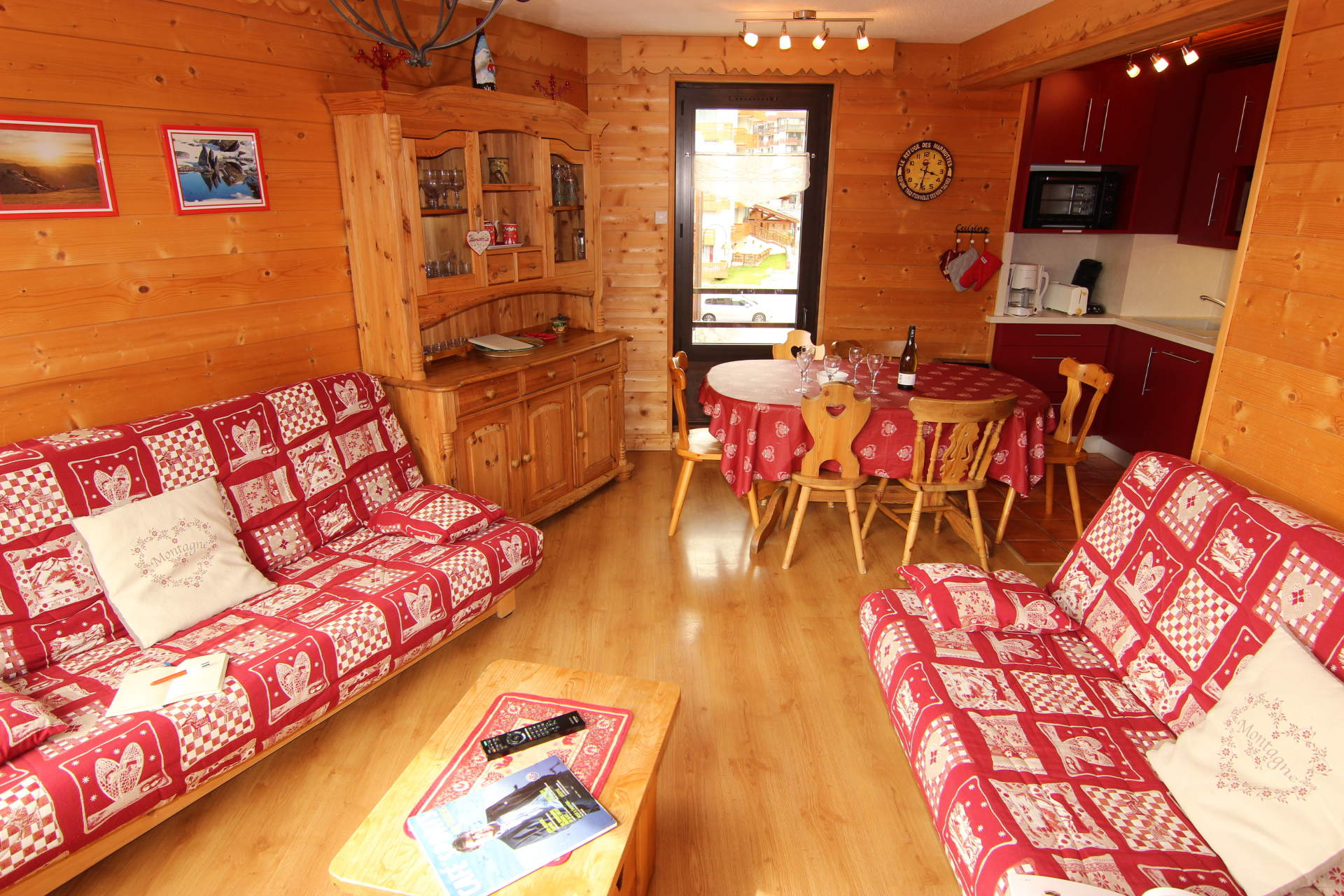 ski appartement frankrijk