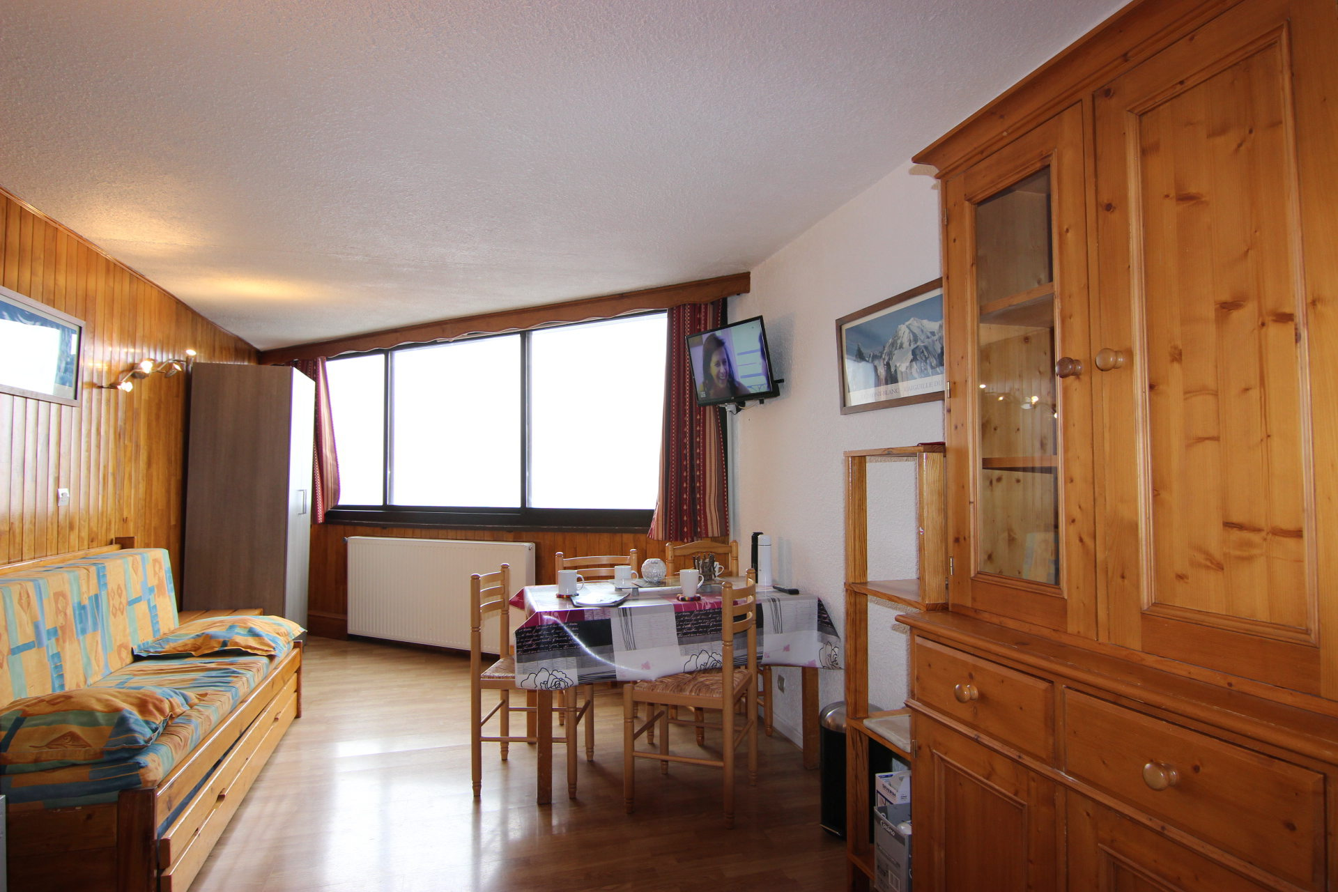 Appartements Trois Vallees
